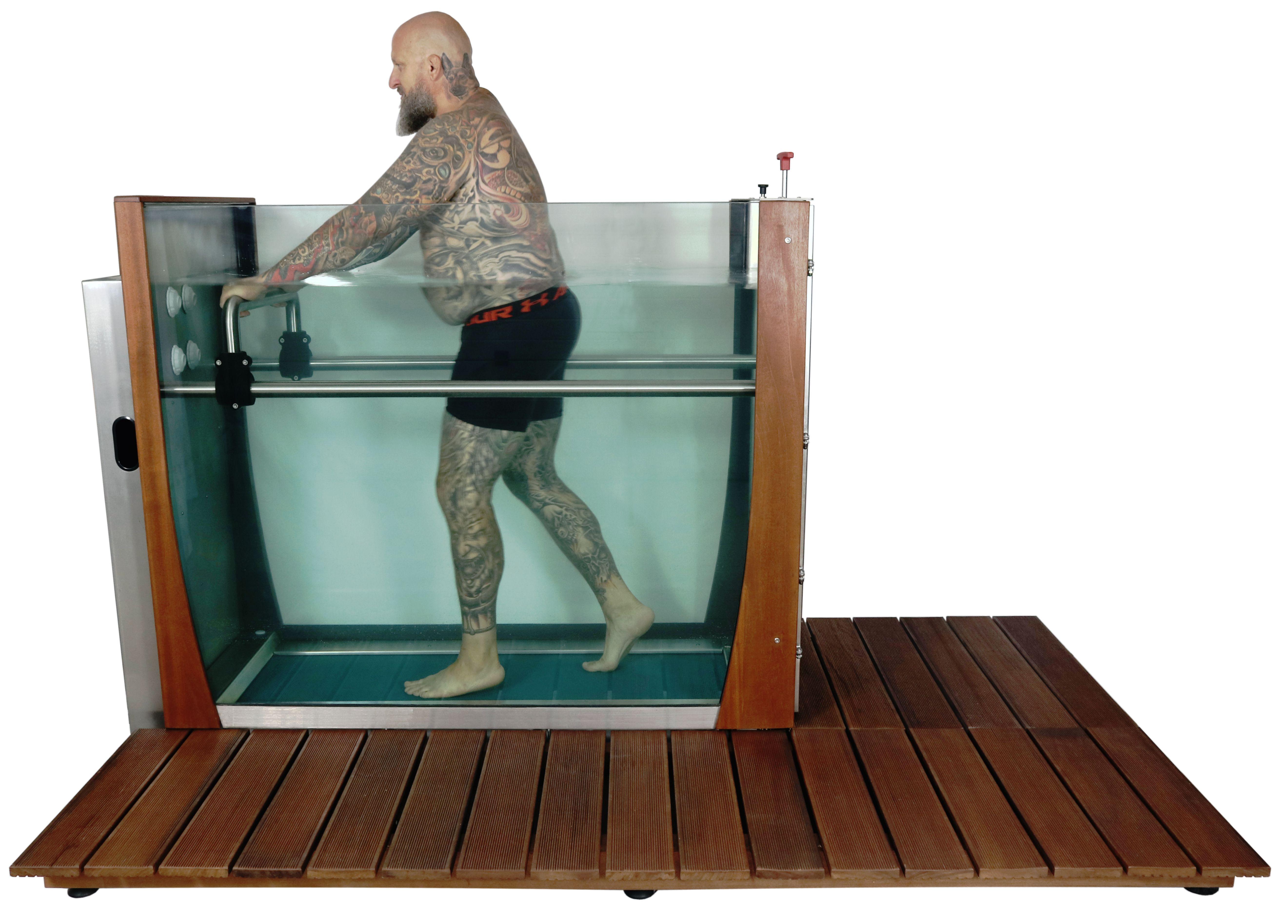 Wskazania do terapii w bieżni wodnej